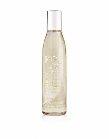 IKOU ORGANIC MASSAGE OIL TRANQUILITY 130ML