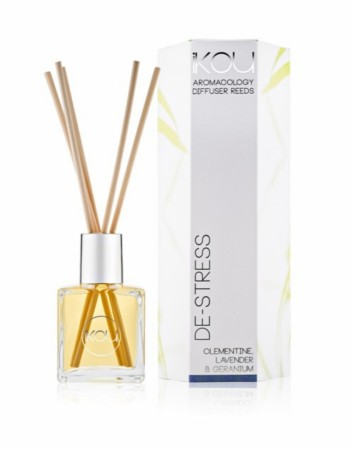 IKOU ECO-LUXURY DIFFUSER REEDS - DE-STRESS
