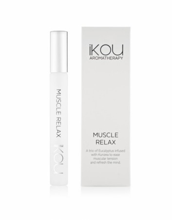 IKOU AROMATHERAPY ROLETTE MUSCLE RELAX 10ML
